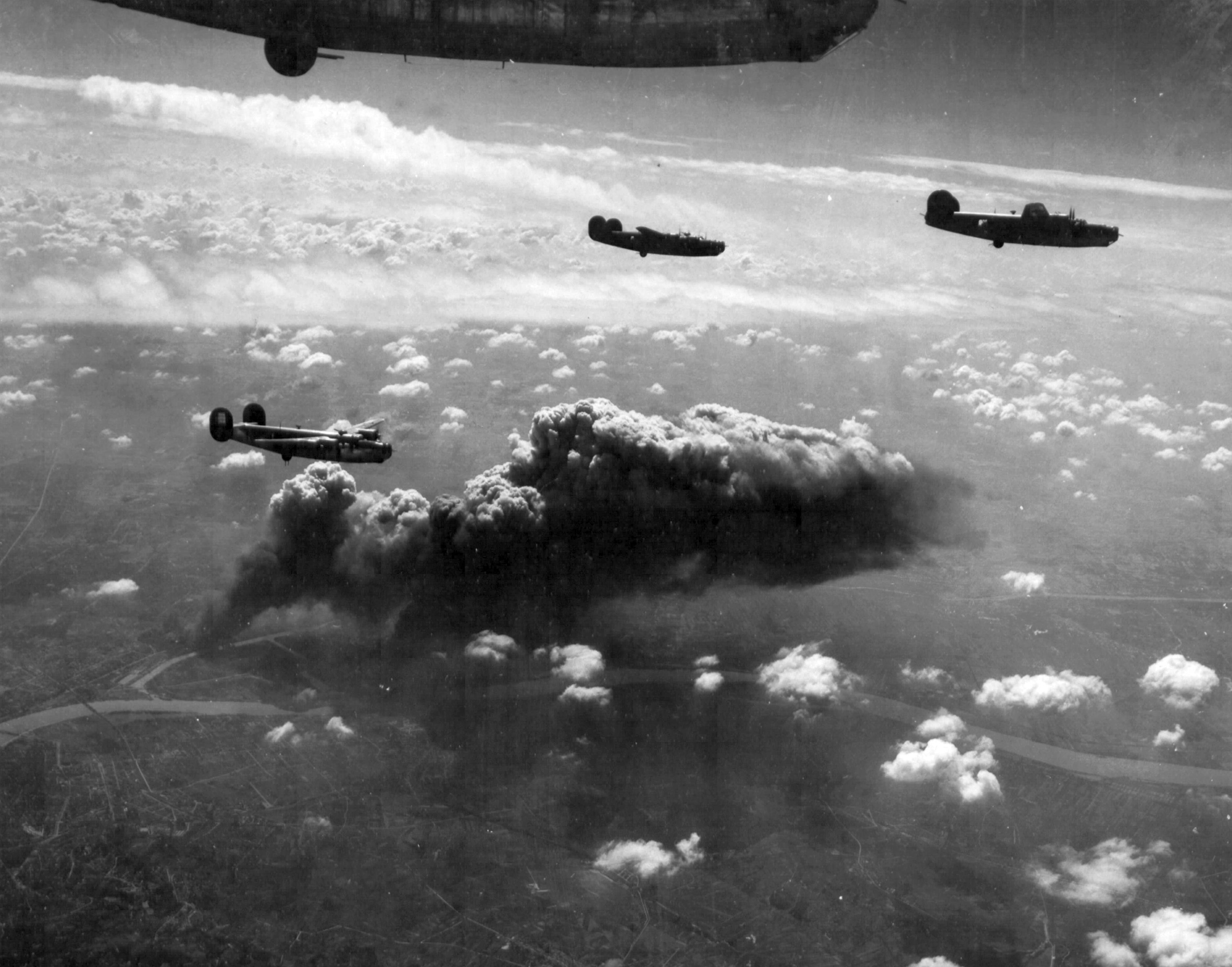 Visszaemlékezés – 75 éve kezdődtek a bombázások