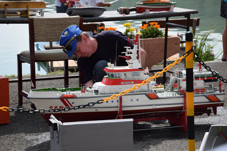 Csepeliek sikere a hajómodellek világbajnokságán