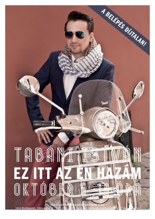 Tabáni István koncert
